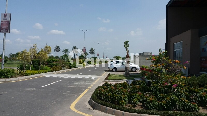 Plot File Is Available For Sale In SMD City On Millat Road New Project - SMD City