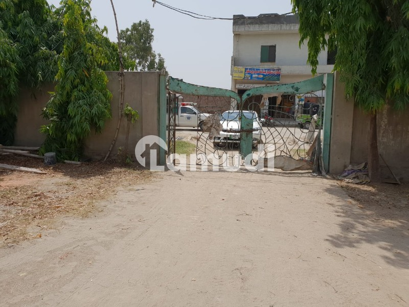 Plot For Rent Near Broadway Commercial And Systems Ltd On Sehjpal Road - DHA Phase 8 - Commercial Broadway