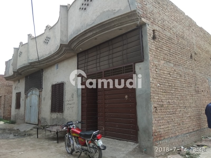 5 marla house for sale in farooq abad