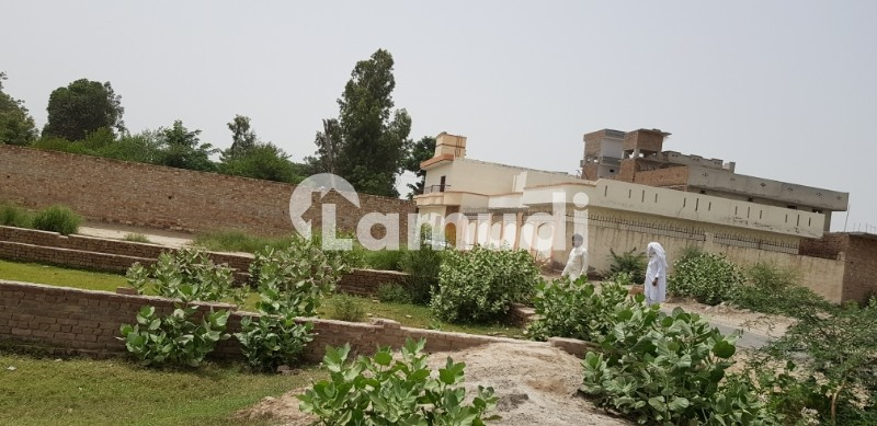 7 marla residential plot for sale in dc office road