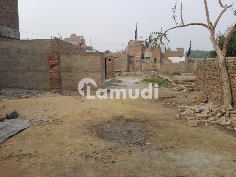 Commercial Plot For Rent Specially For Mobile Towers - Tando Yousaf