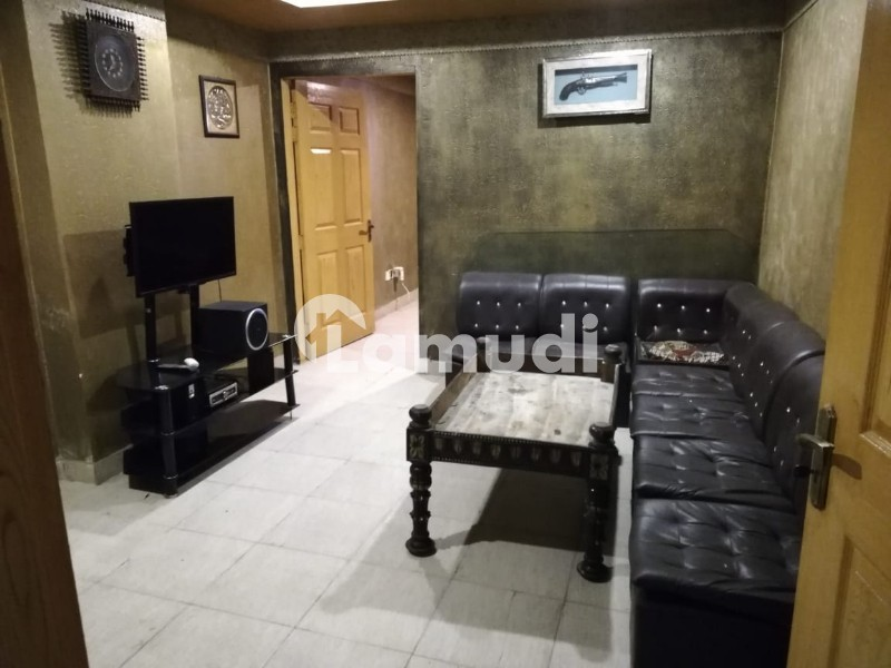 1 Bed Fully Furnished Apartment For Rent - Bahria Town Phase 4