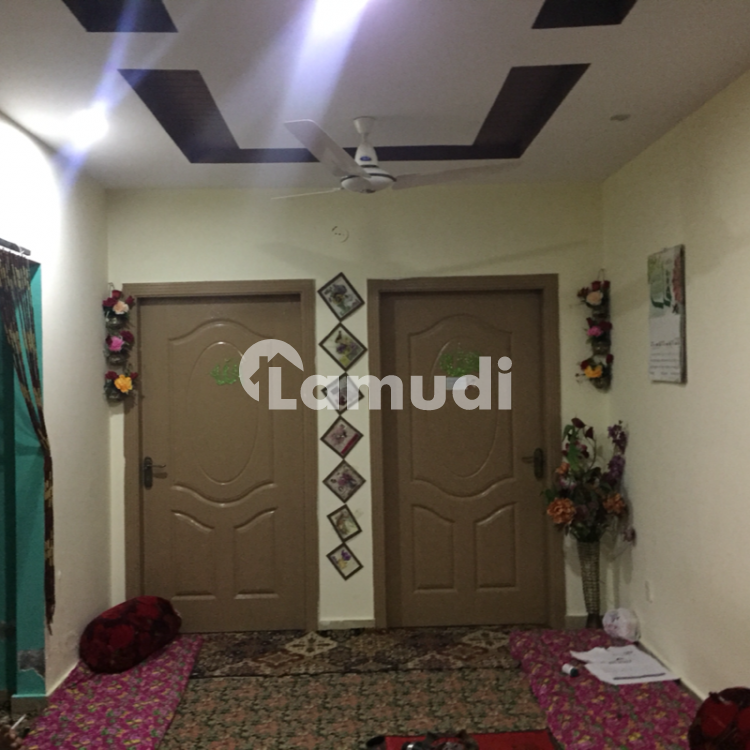 New Flat 3 Room And 3 Washroom One Tv Lounge One Kitchen - Abdullah Garden