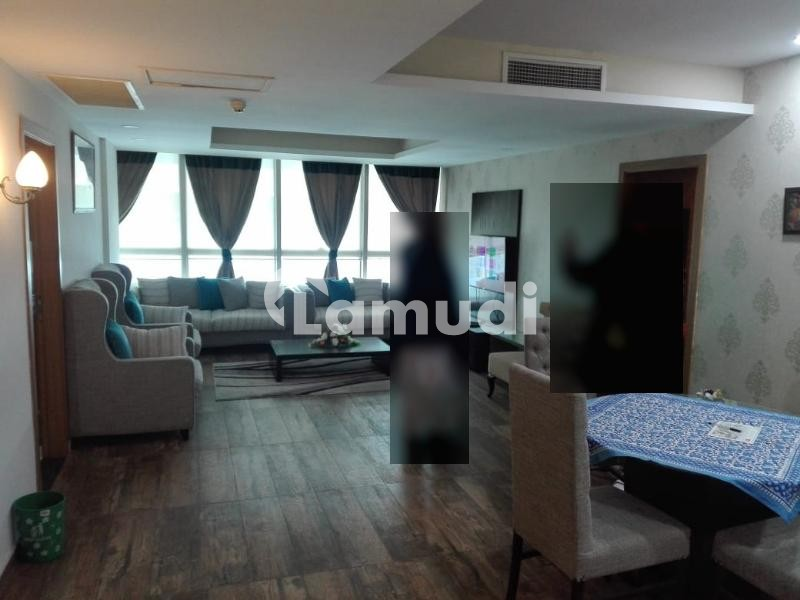 1 Bedroom Apartment Luxury Furnished Available For Rent - The Centaurus