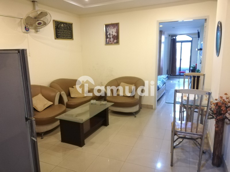 1 Bedroom Fully Furnished Apartment For Rent In Bahria Town Phase 4 - Bahria Town Phase 4