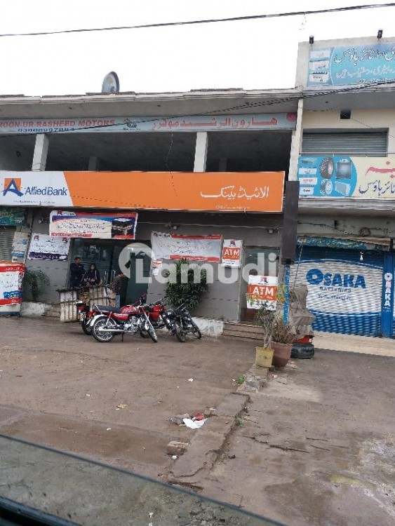 2 Commercial Halls Building ready for Rent - Lahore Road