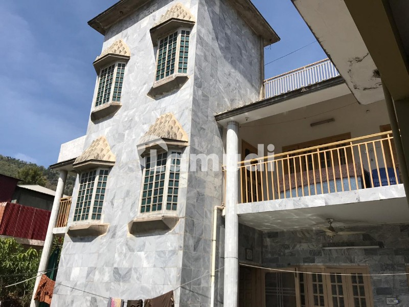 1 kanal house for sale in muzzaffarabad city
