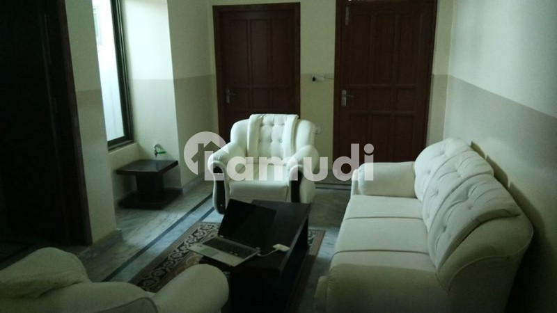 Studio Fully Furnished With Amenities For Rent - Gulshan-e-Khudadad
