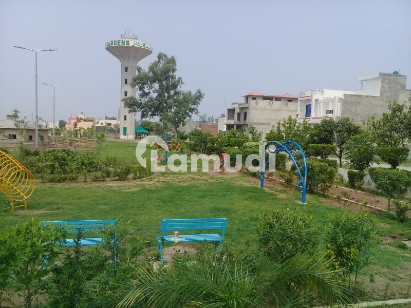 3 Marla Plot Files Is Available In SA Garden Phase 2 For Sale Lahore - Others