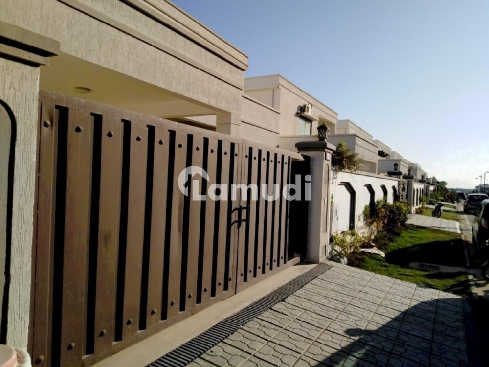 500 Square Yards House For Rent In Falcon Complex New Malir