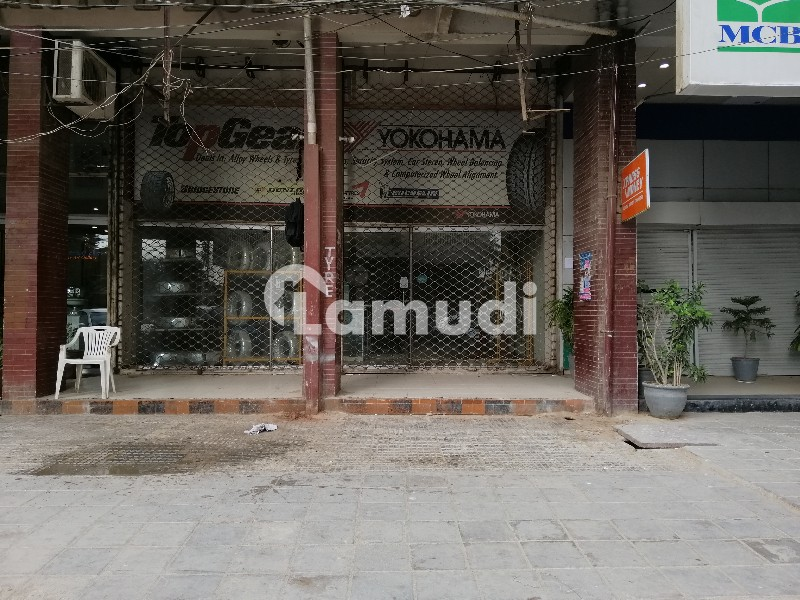 2200 Sq Ft Shop With 2200 Sq Ft Mezzanine For Rent At Block 9 Clifton - Clifton - Block 9