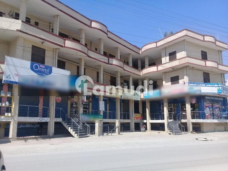 1 Kanal Commercial Plaza Available for Sale - Others