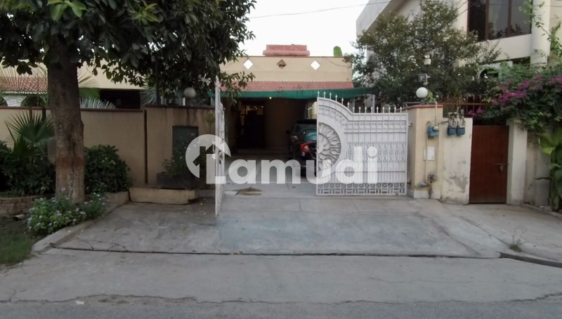 15 Kanal Bungalow For Sale In Cavalry Ground Lahore - Cavalry Ground