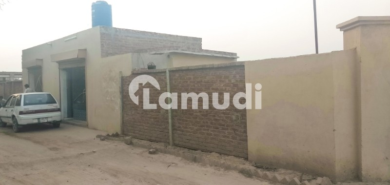 4 Kanal Full Maintained Farm House For Sale - Lahore - Kasur Road