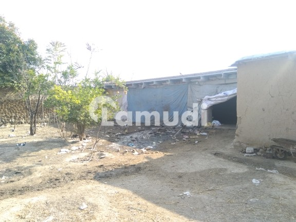 41 Marla Plot   With Boundary Wall  Electricity   Gas   And Water  Available - Hungu Phatak