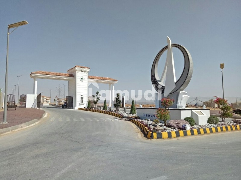 Full Paid Residential Plot Is Available For Sale - DHA City - Sector 13A