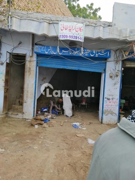 Shop Is Available For Rent - Multan Road