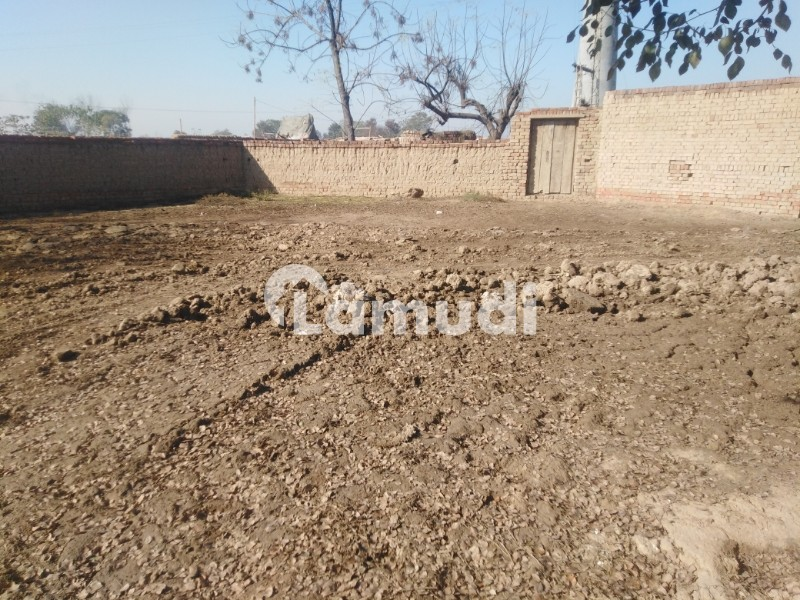 6 Kanal Land Available For Rent - Multan Road