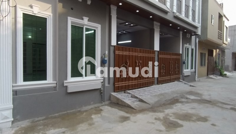 4 Marla Brand New Pair House For Sale In Cavalry Ground Street 6 Lahore - Cavalry Ground