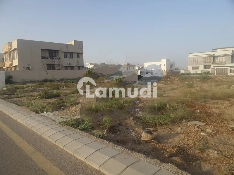600 Yard Plot For Sale Near Ittehad Phase 6 All Around Home Maker  Beautiful Houses Demand - DHA Phase 6