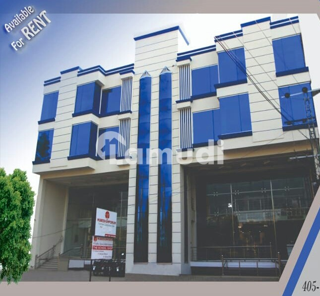 Zamzam Commercial Plaza For Rent - Satellite Town