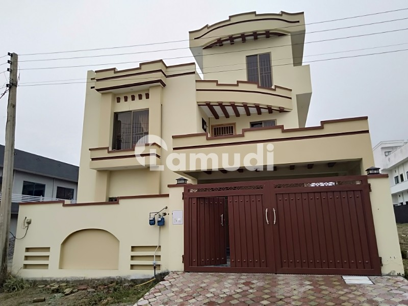 Portion Is Available For Rent - New City Phase 2