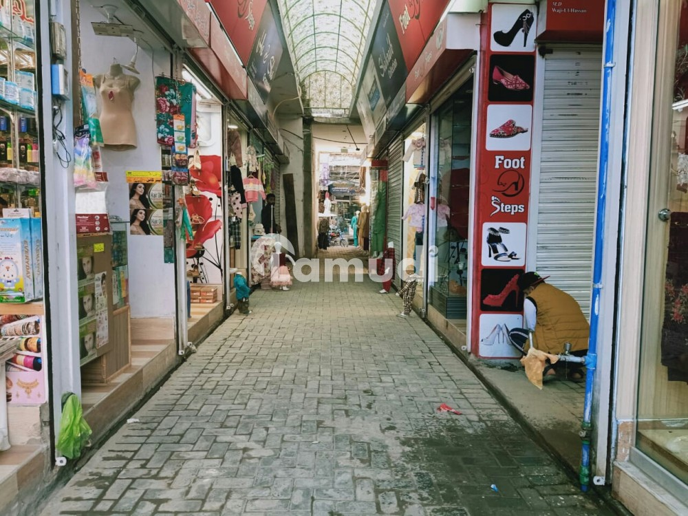 Commercial Shop Is Available For Sale - Main Bazar Road