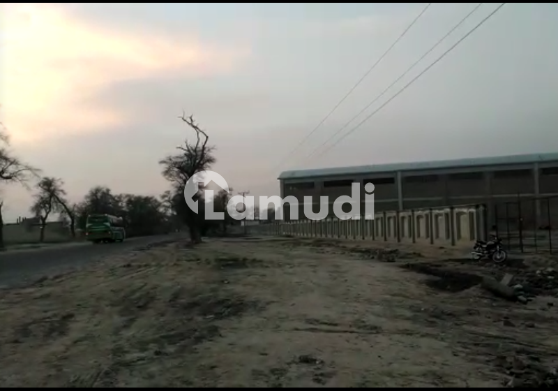 Commercial Plot Is Available For Sale On Gt Road - Chichawatni Burewala Road