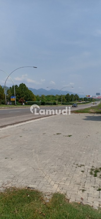 Blue Aera High Rise Corner Commercial Plot For Sale Prime Location - Blue Area