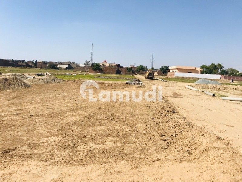 Residential Plot For Sale In Talwandi Bhindran Narowal - Others