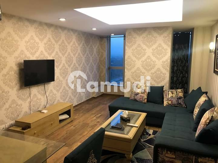 Fully Furnished Apartment Is Available For Rent - The Centaurus