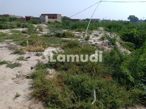 Plot Is Available For Sale In Madina Town - Others
