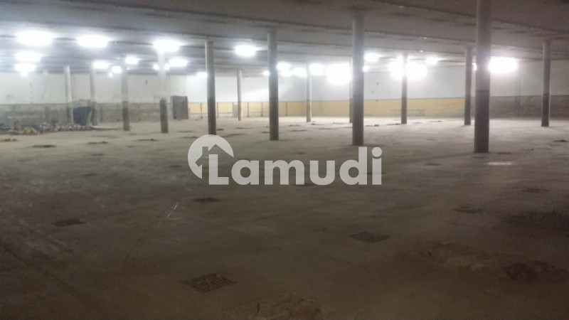 Spinning Mill Land Building And Electricity Connection Available For Sale - Feroze Wattwan