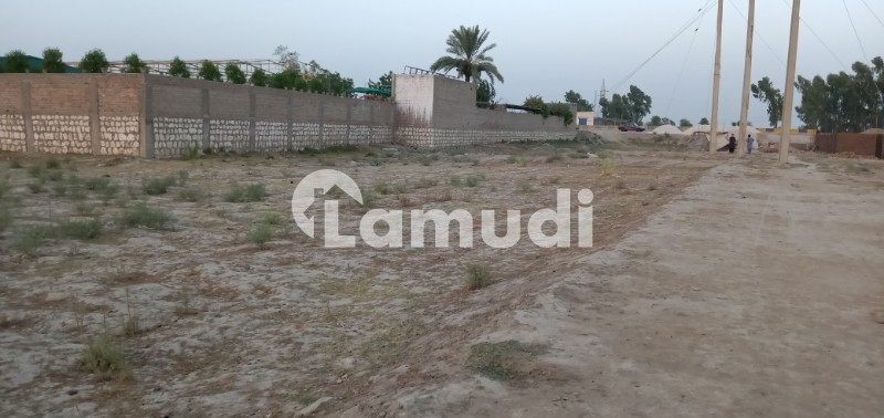 Plot Is Available For Sale - Sukkur Road