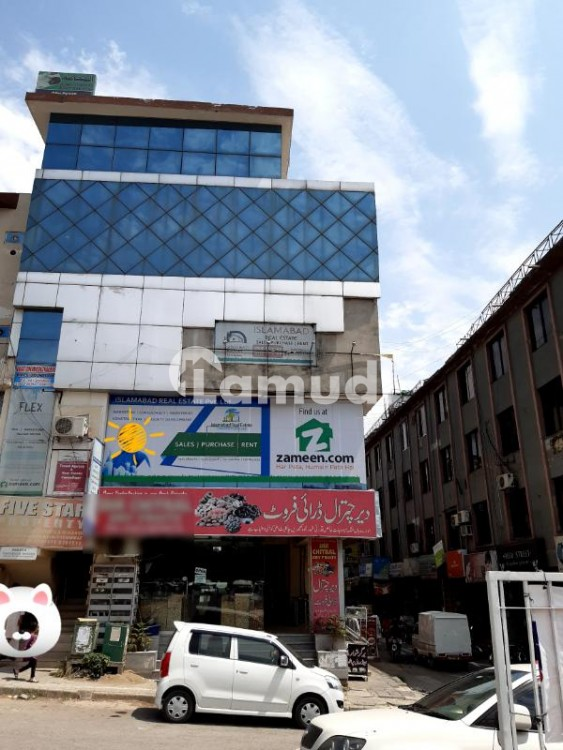 Office Is Available For Sale In F-10 Markaz Islamabad - F-10 Markaz