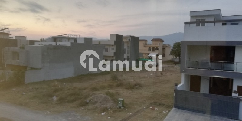 D-12/4  25x40 Ideal Location Plot For Sale 50 Ft Road & 2nd Street To Mian Double Road - D-12