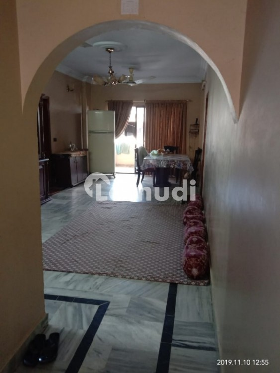Rex Centre Flat For Sale - Abdullah Haroon Road