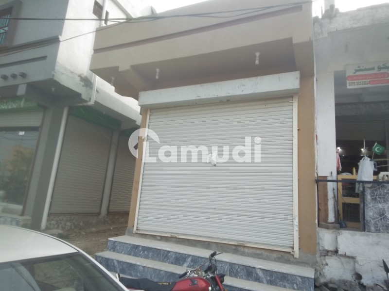 Corner Shop Of Main Road Is Available For Rent - Adiala Road