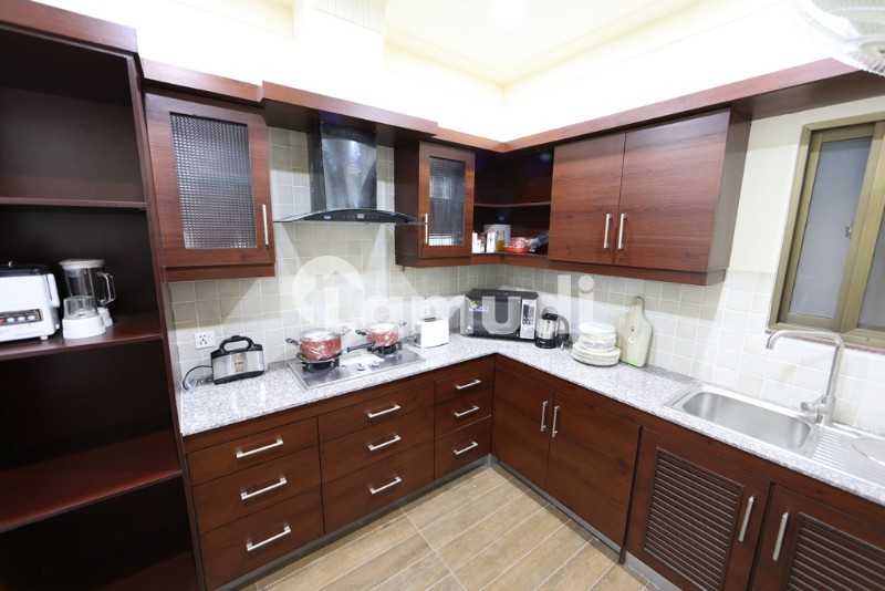 Luxurious Furnished An Independent Serviced Apartment Original Pictures Attached - DHA Phase 5