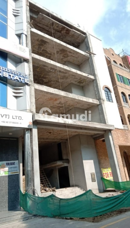 Dha Phase 5 Standard Size 8 Marla Commercial Building For Sale - DHA Phase 5