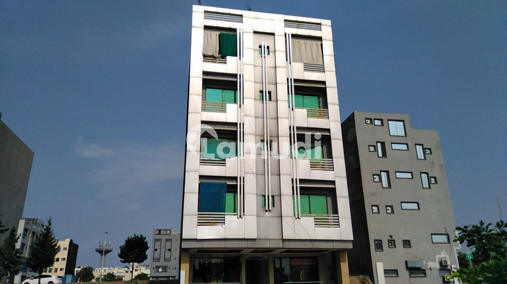 Furnished Flat For Rent Daily  Weekly  Monthly - Bahria Town Phase 8