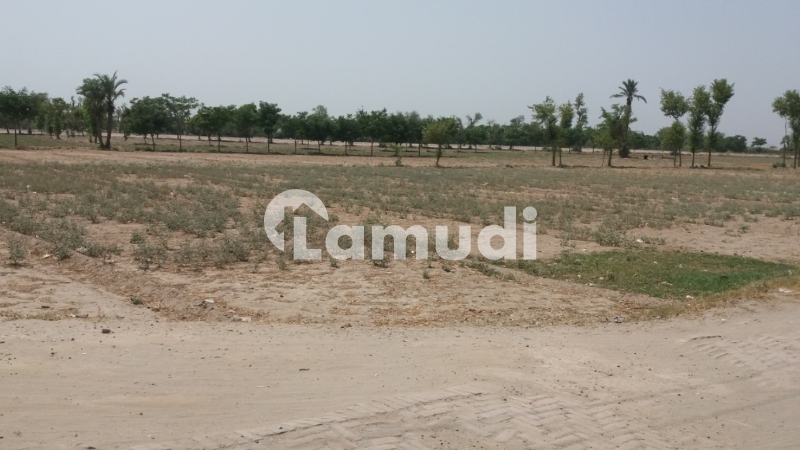 40 Kanal Plot For Commercial Residential Or Agricultural Use - Karoor Road