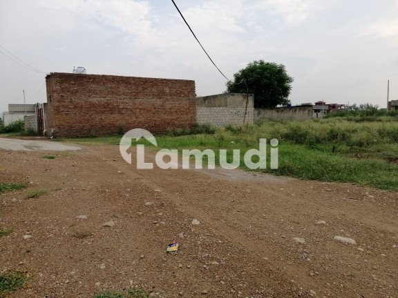 5 Marla Plot For Sale Jahlam Road Chakwal - Jhelum Road