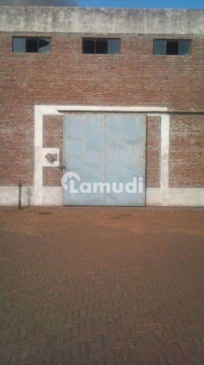 20000 Sqft Warehouse  Is Available For Rent - Kabirwala