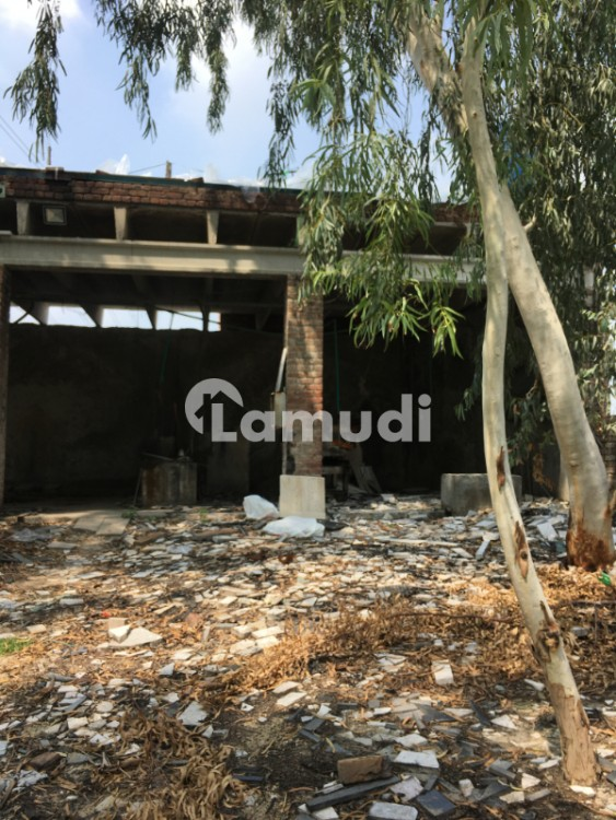 30 Marla Factory For Sale In Gul Afshan Society Near To Riwind Road Lahore - Gul Afshan Society