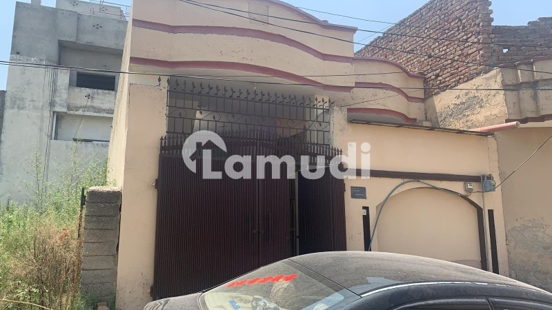 4.5 Marla House Is Available For Sale - Adiala Road