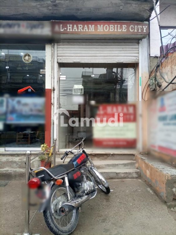 Shop For Rent In Good Location - Range Road