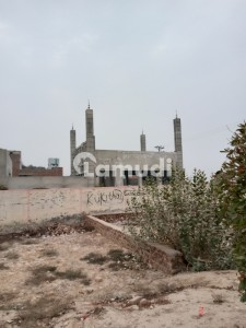 Commercial Plot Is Available For Sale In Gulshan-E-Usman Society