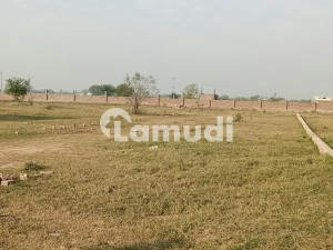 Commercial Plot Is Available For Sale At Gujrat Road