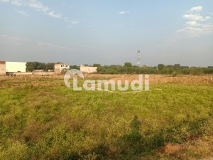 Residential Plot Is Available For Sale At Doh Maila Chowk Mohalla Cantt